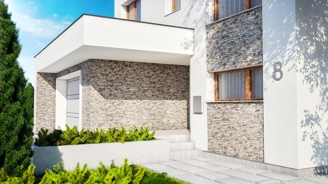 Kamenné obklady ŘEPA - obklady fasády