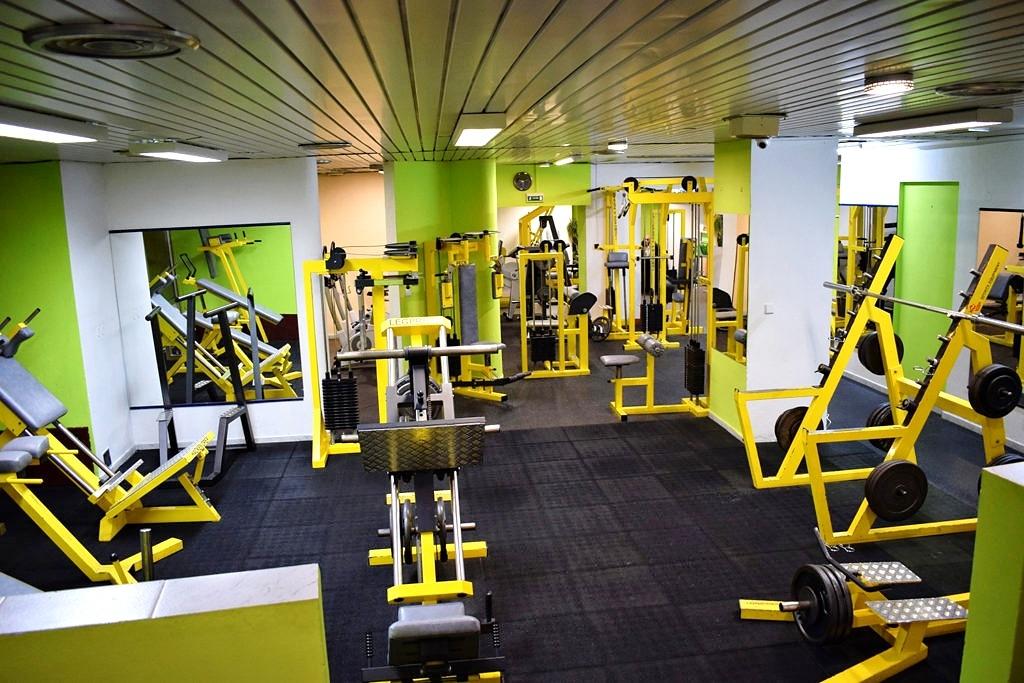Posilovna vcentru Brna - Fitness3000