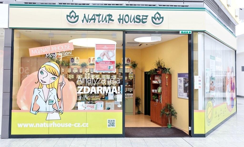 Naturhouse Brno - Nákupnícentrum Olympia