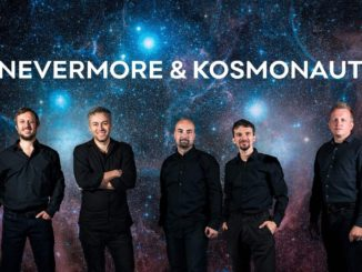 Nevermore & Kosmonaut – Bleděmodréměsto