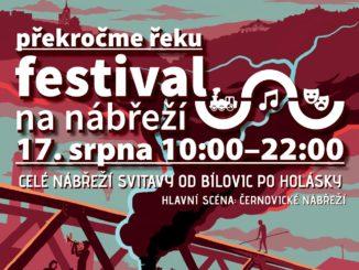 Festival Překročme řeku 2019