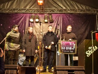 Brno-střed – dražba zvonu
