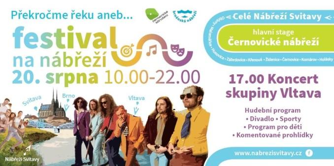 Festival Překročme řeku 2016