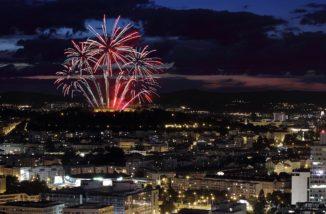 Ohňostroj nad Špilberkem | Orea Hotels & Resorts