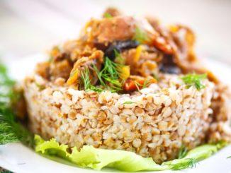 Zdravé potraviny – pohanka